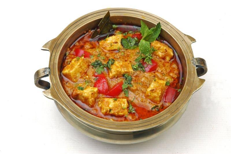 Food. Closeup shot of Indian food stock photo