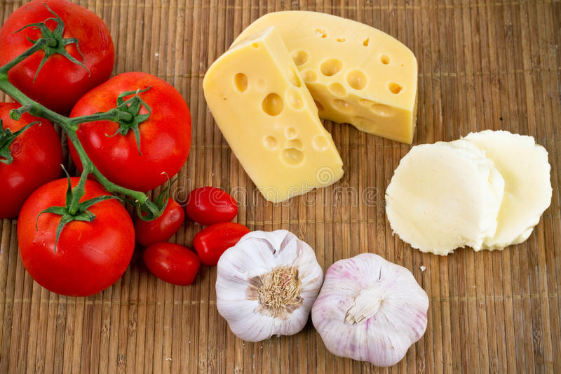 Food composition royalty free stock photography
