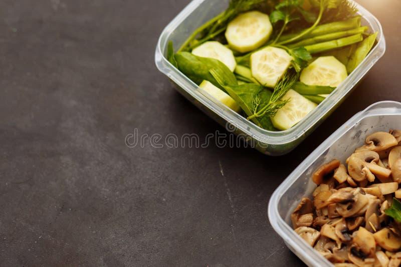 Healthy food, Breakfast stock photo