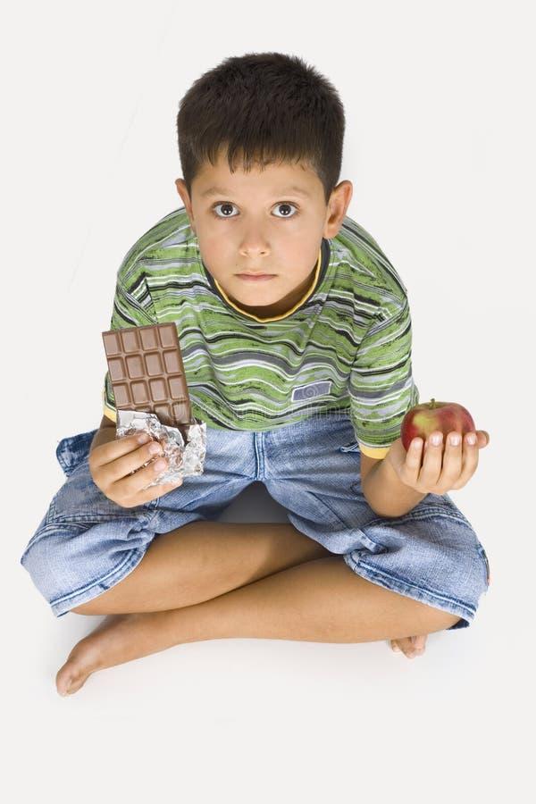Free Food Decision Stock Image - 6503781