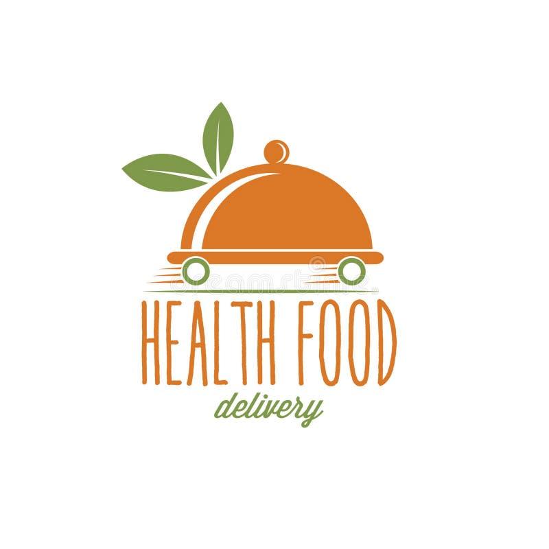 food delivery fruit vector illustration