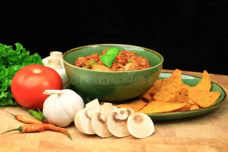 Food dish 5 royalty free stock photo