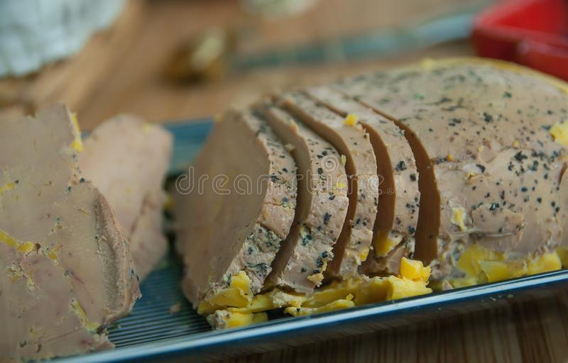 Food, Dish, Baking, Galantine royalty free stock photo