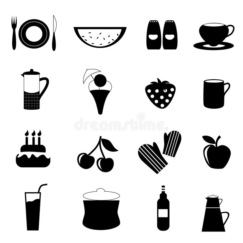 Download Food drink icon stock vector. Image of fruit, watermelon - 16974833