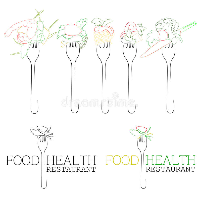 Food health. royalty free stock photography