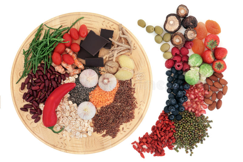 Food for Health royalty free stock photo