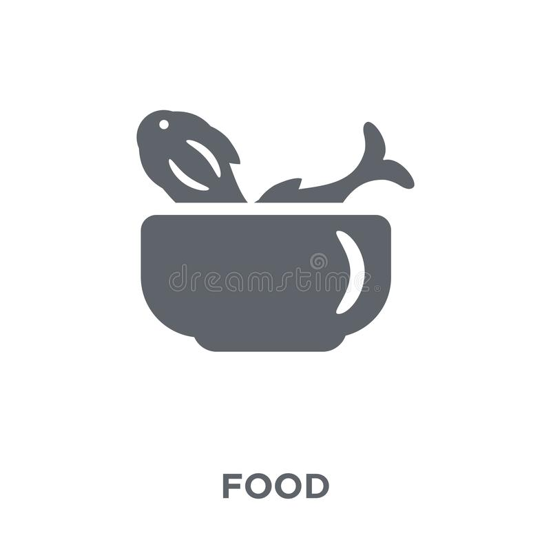 Food icon from Restaurant collection. vector illustration
