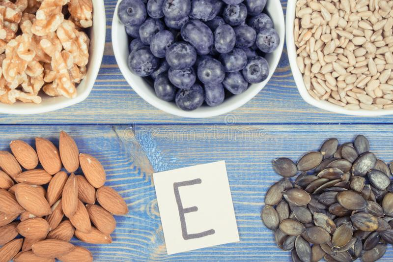 Fruits And Vegetables Containing Vitamin E Food containing vitamin e minerals and dietary fiber healthy download food containing vitamin e minerals and dietary fiber healthy nutrition stock image workwithnaturefo