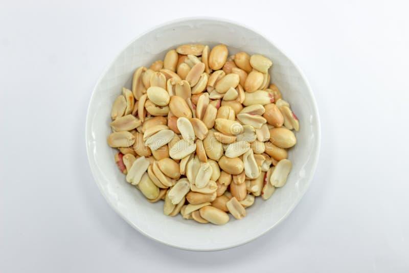 Food nut penaut. Healty organic vegetarian eat stock photography