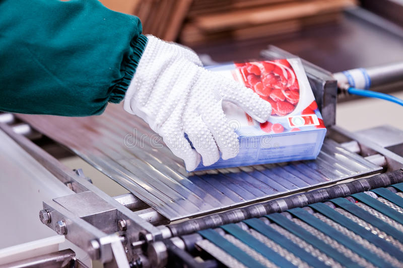 Download Food packing stock photo. Image of production, nobody - 48313534