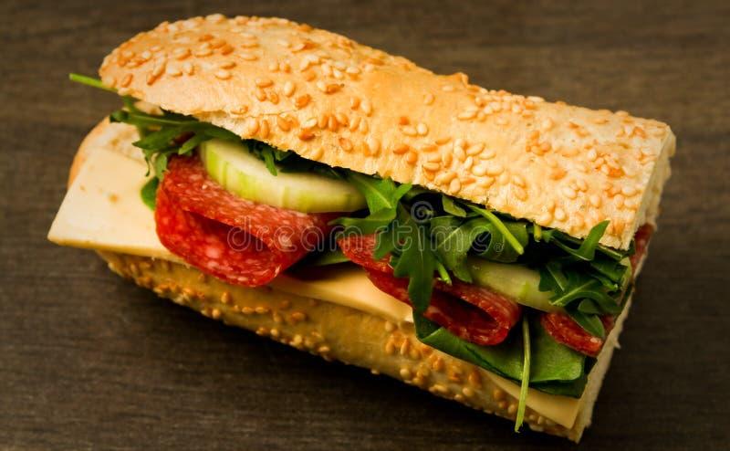 Food photograhphy. Homemade tasty sandwiches. so tasy royalty free stock photos