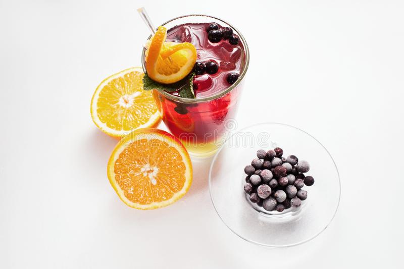 Food photoshoot healthy fruit drinks concept stock images
