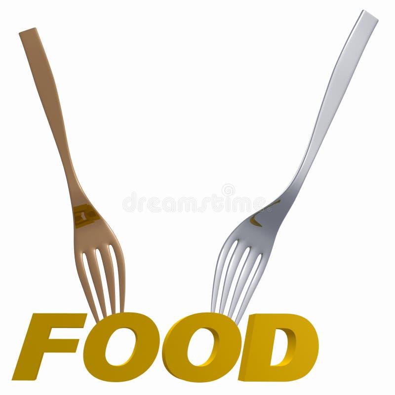 Download Food promotion offer stock illustration. Illustration of promo - 12555872