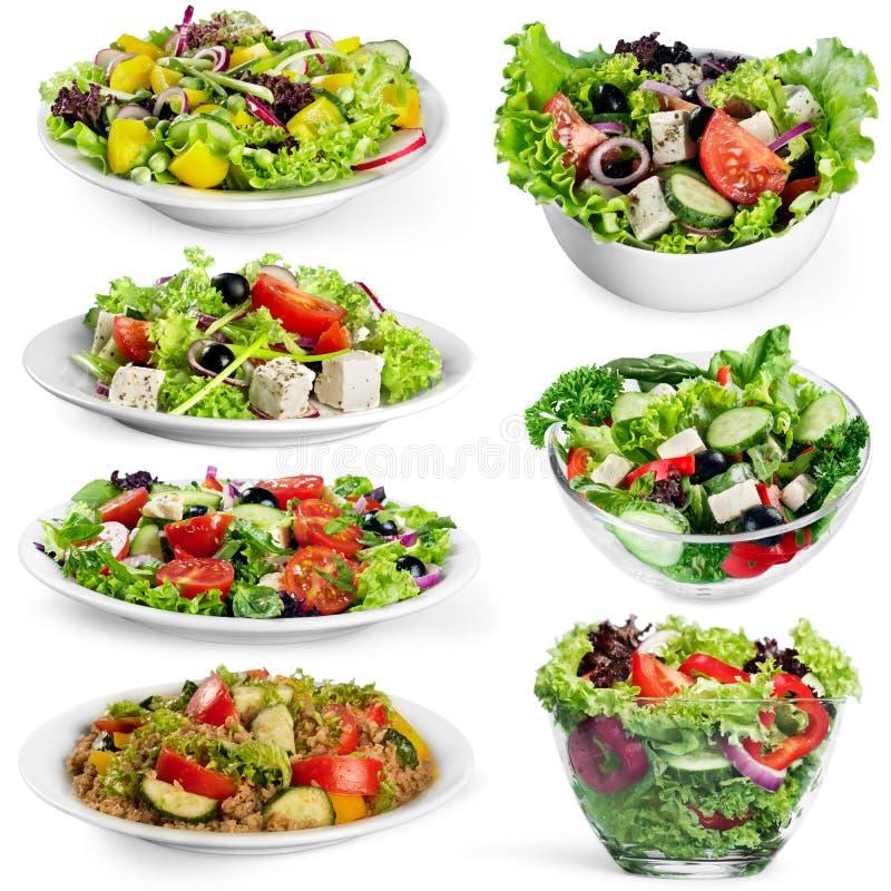 Food salad stock photos