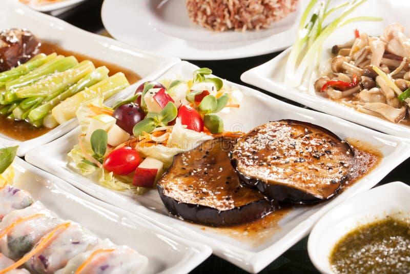 Food set stock photography