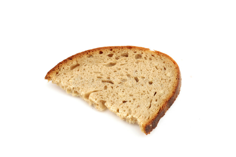 Download Food slice of bread stock photo. Image of isolated, closeup - 639646