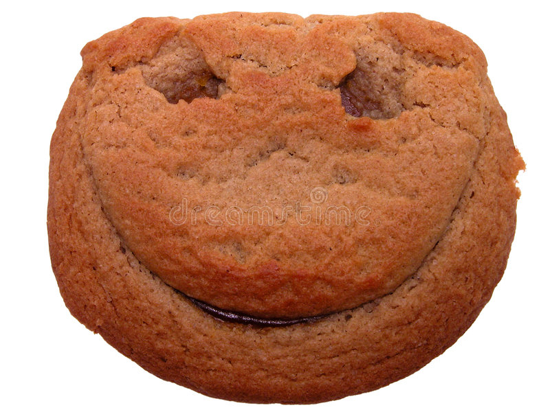 Download Food: Smiley Face Cookie stock photo. Image of potiron, feliz - 22848