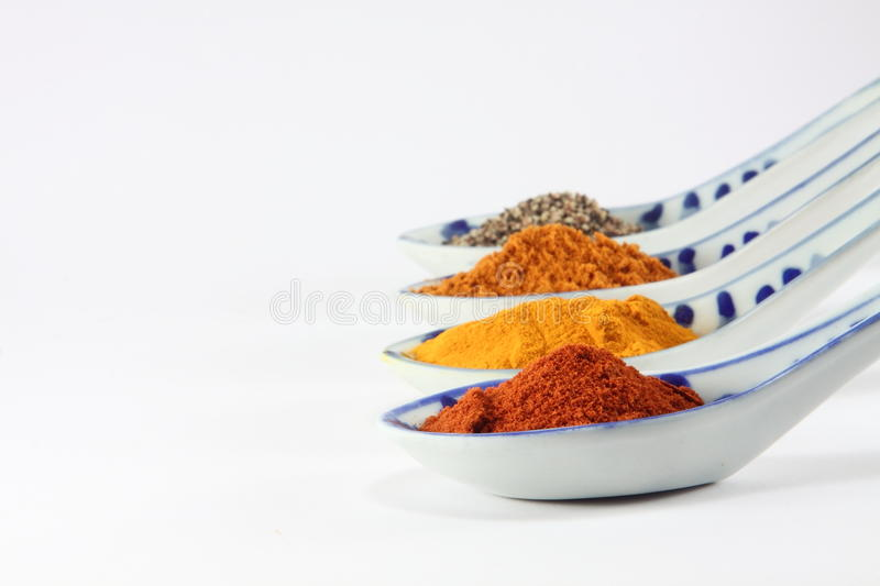 Food spices royalty free stock image