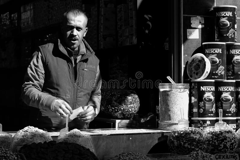 Food Stall royalty free stock photos