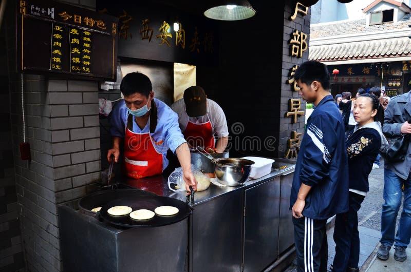 Food Street Editorial Image