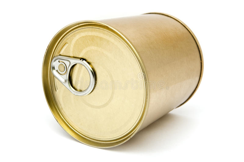 Download Food tin can stock image. Image of empty, shiny, tube - 23518673