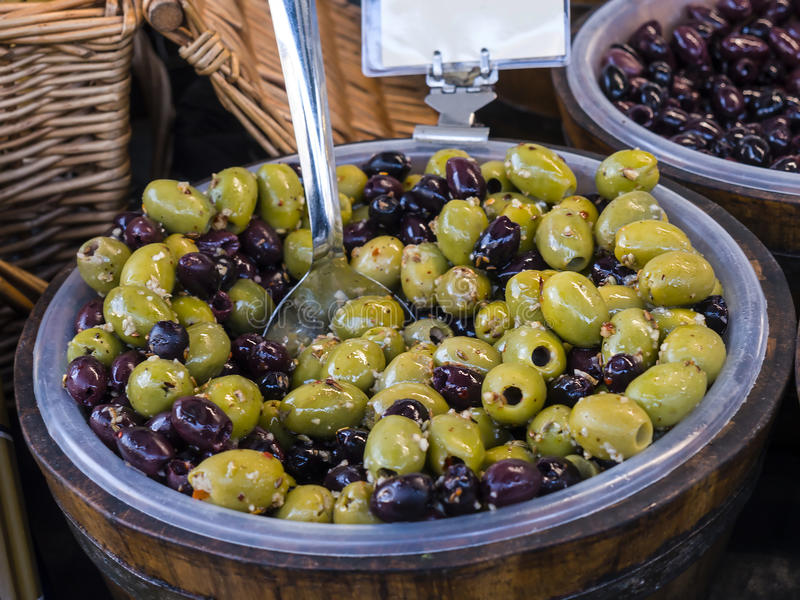 Food on the weekly Farmers Market in Lancaster England in the Centre of the City. Long existing as a commercial, cultural and educational centre, Lancaster is royalty free stock photography