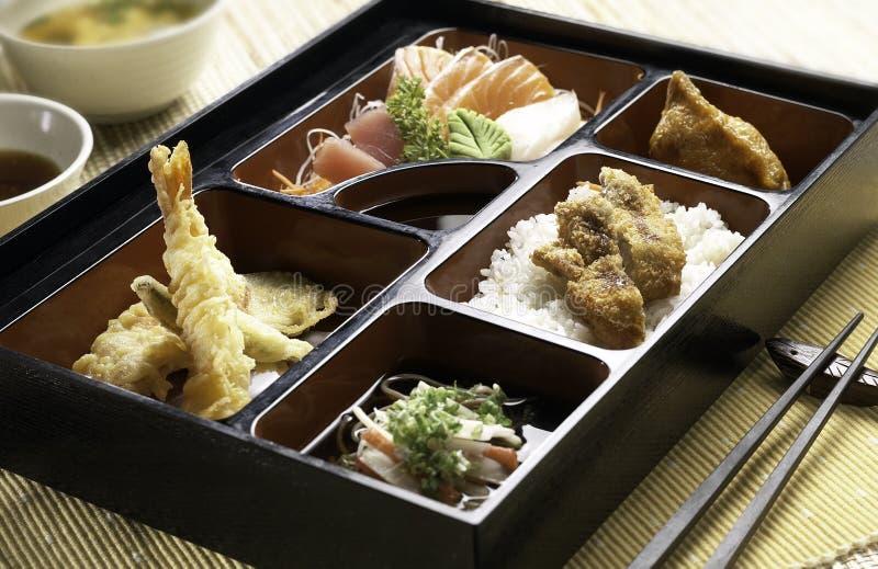 Food4 japonés imagen de archivo libre de regalías