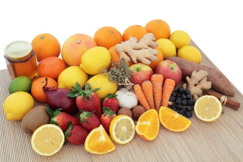 Foods för kall bot arkivfoton