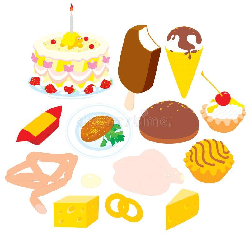 Free Foodstuffs Stock Image - 21047181