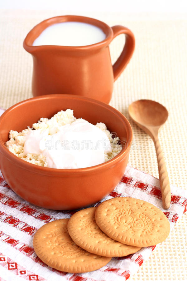 Foodstuffs. stock photos