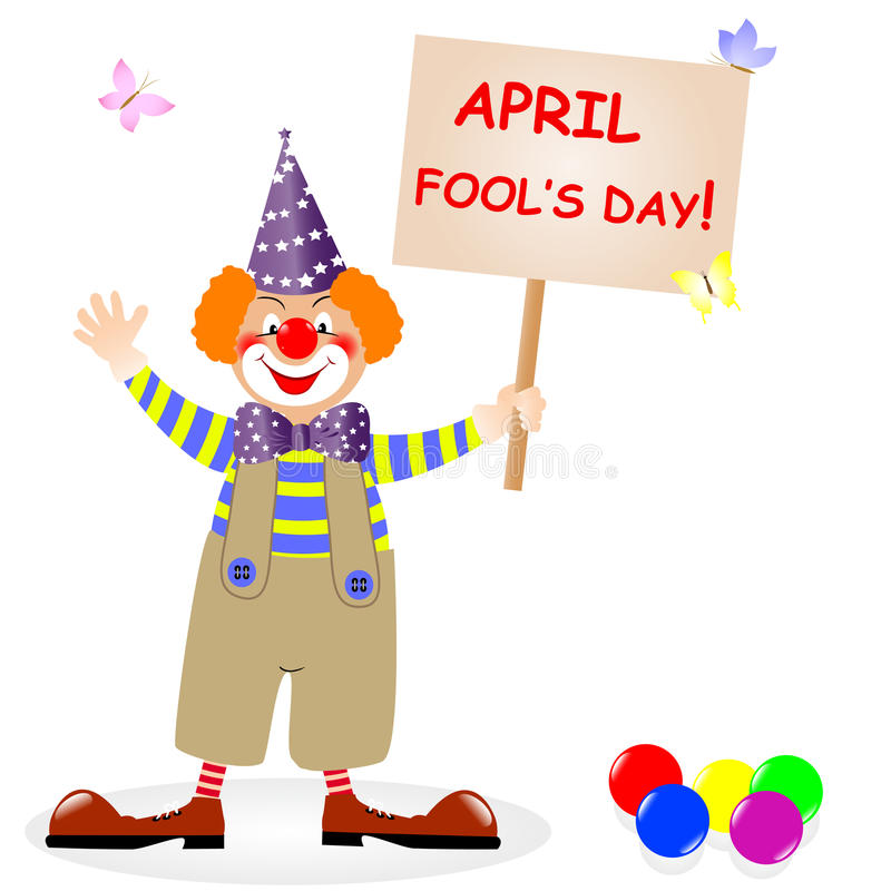 Free Fool S Day. Royalty Free Stock Photos - 18977058