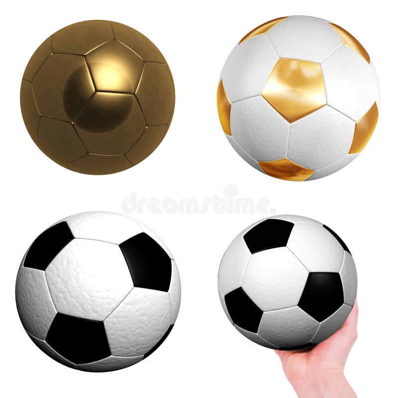 Free Foot Balls Stock Image - 11689851
