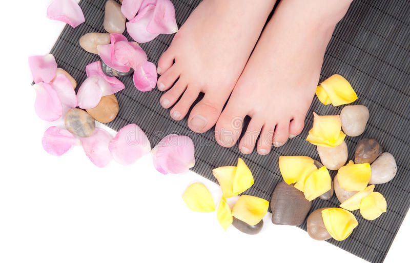 Download Foot Care Concept stock photo. Image of fragrance, dayspa - 15851872