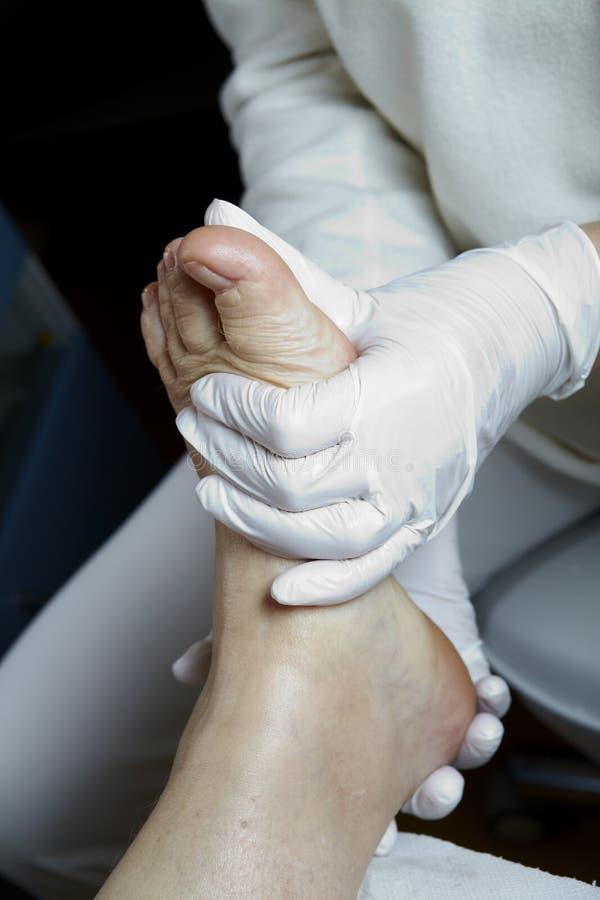 Download Foot Care - Massage - Reflexology Stock Image - Image: 22285701