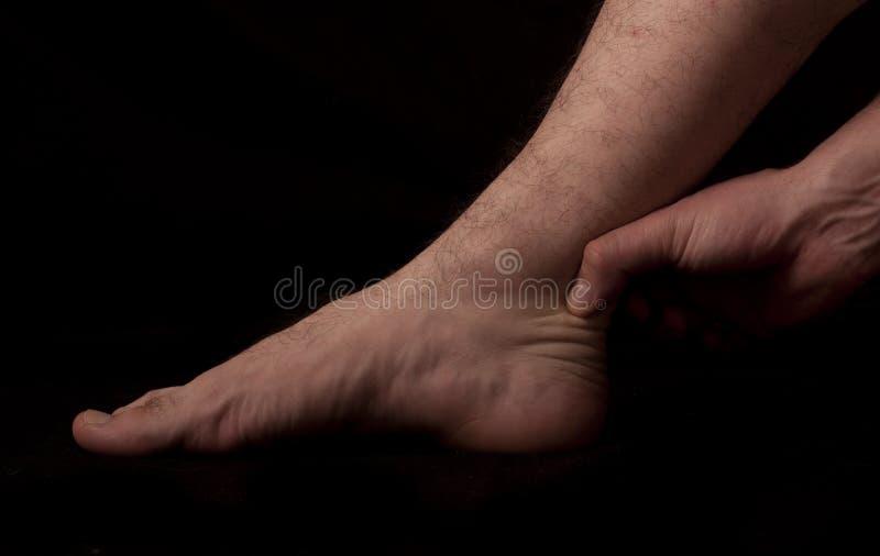Foot stock photos