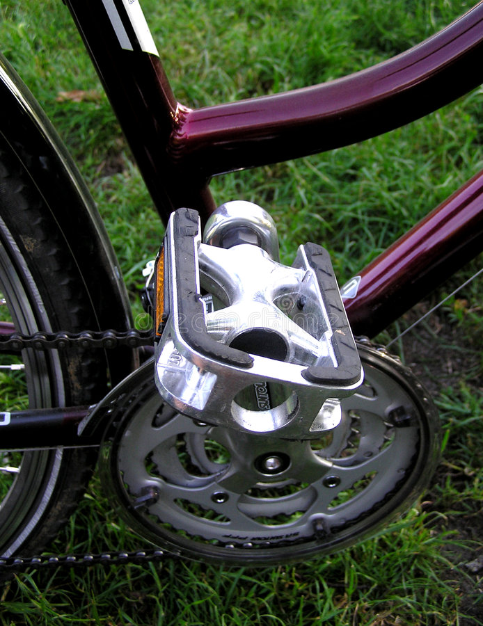 Download Foot Lever stock photo. Image of overflow, bike, circle - 162576
