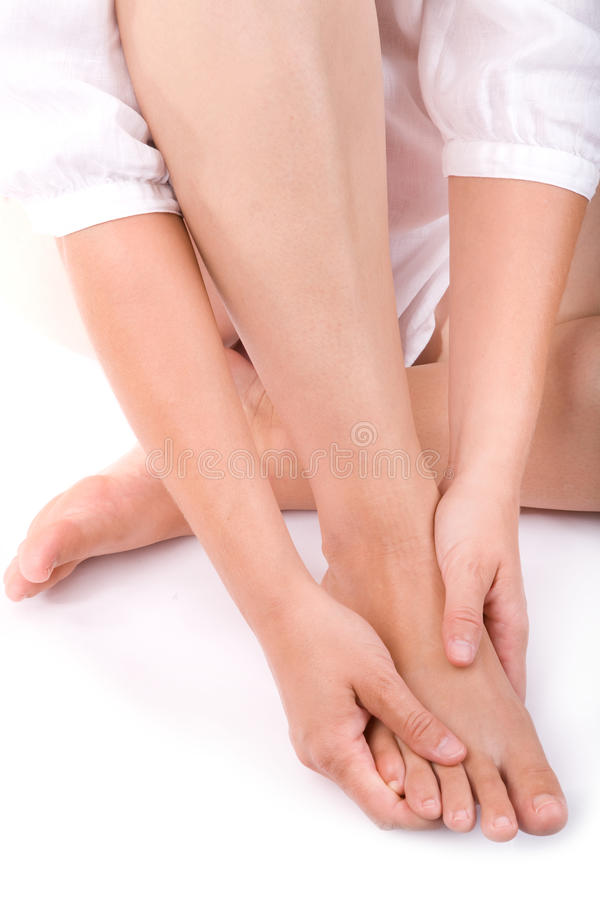 Download Foot Massage Stock Photography - Image: 10671132