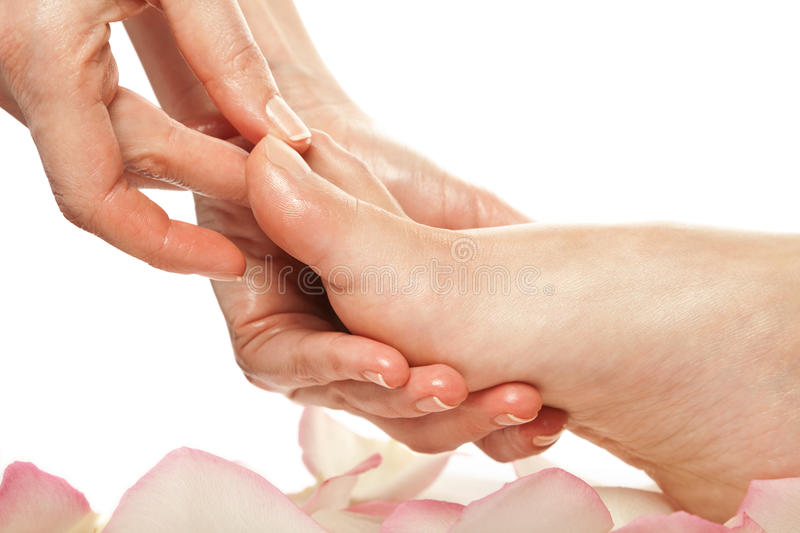 Download Foot massage stock photo. Image of care, pamper, healing - 13670838