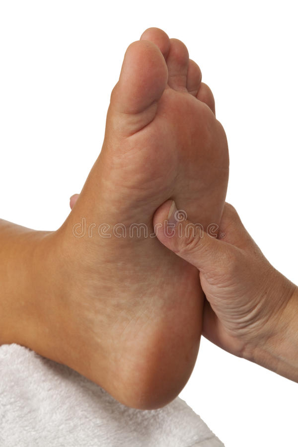 Download Foot Massage Stock Photos - Image: 18984473