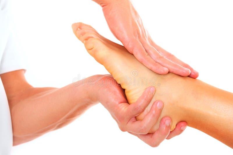 Download Foot massage stock photo. Image of doctor, hand, medicine - 23546116