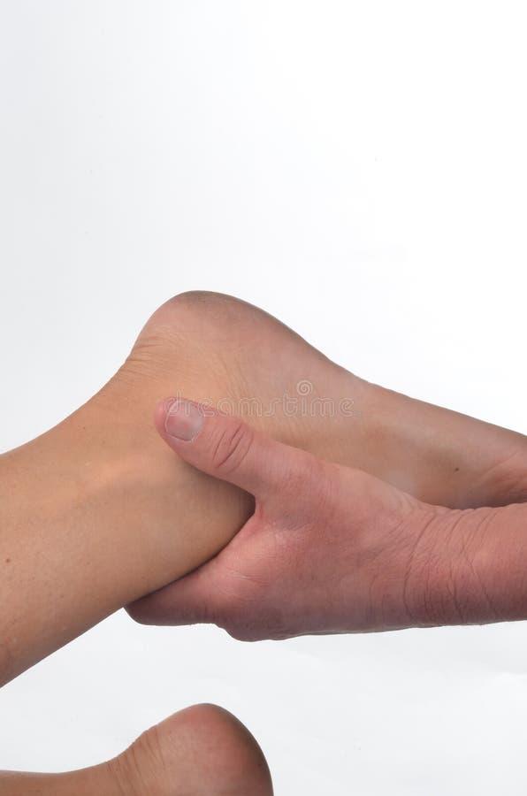 Download Foot Massage stock image. Image of gentle, manipulate - 25314083