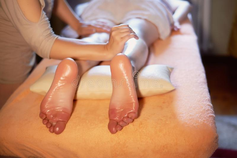 Health Benefits of Swedish Massage foot-massage-spa-salon-close-up-female-feet-traditional-thai-99420461