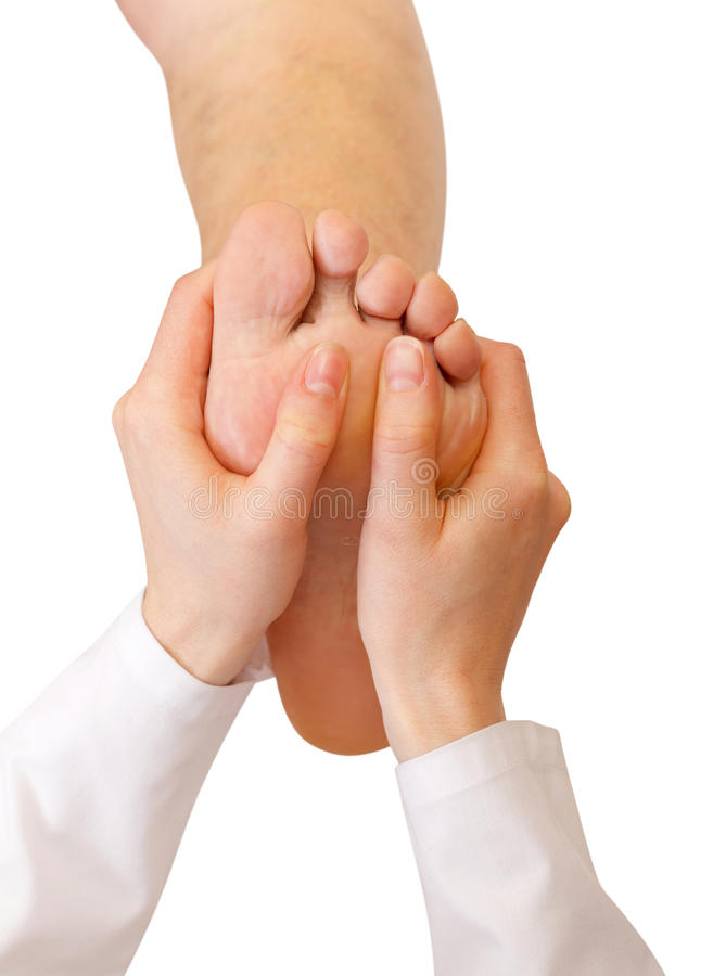 Download Foot sole massage stock image. Image of healthy, isolated - 31068549
