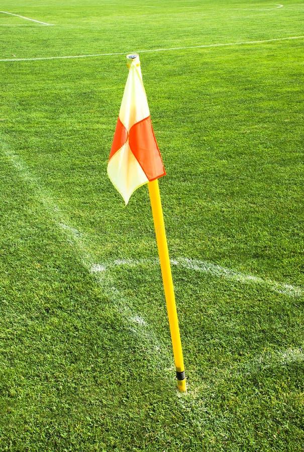 footbal的域 免版税库存照片