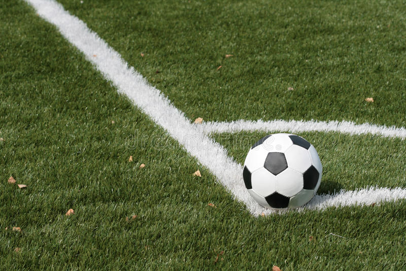Footbal photo stock