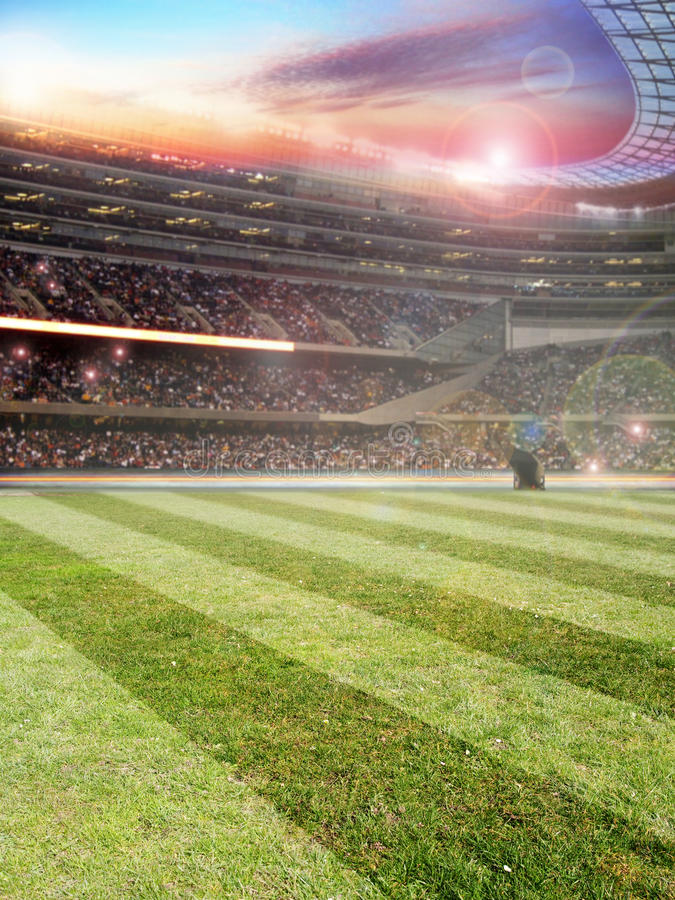 Download Footbal stadium stock photo. Image of competition, championship - 28796228