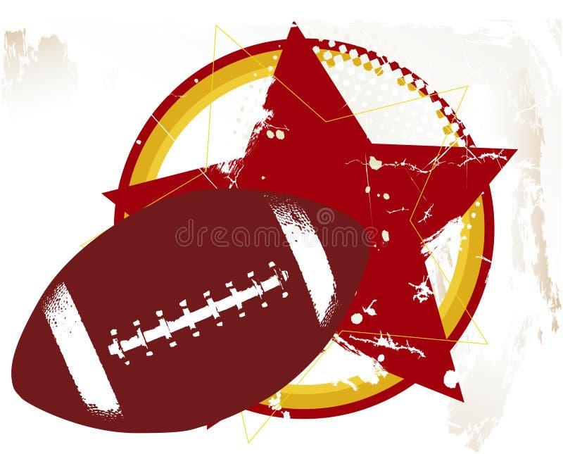 Football 1 vector illustration