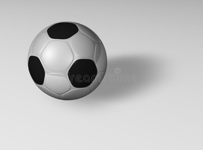 Download Football stock illustration. Illustration of round, popular - 12268637