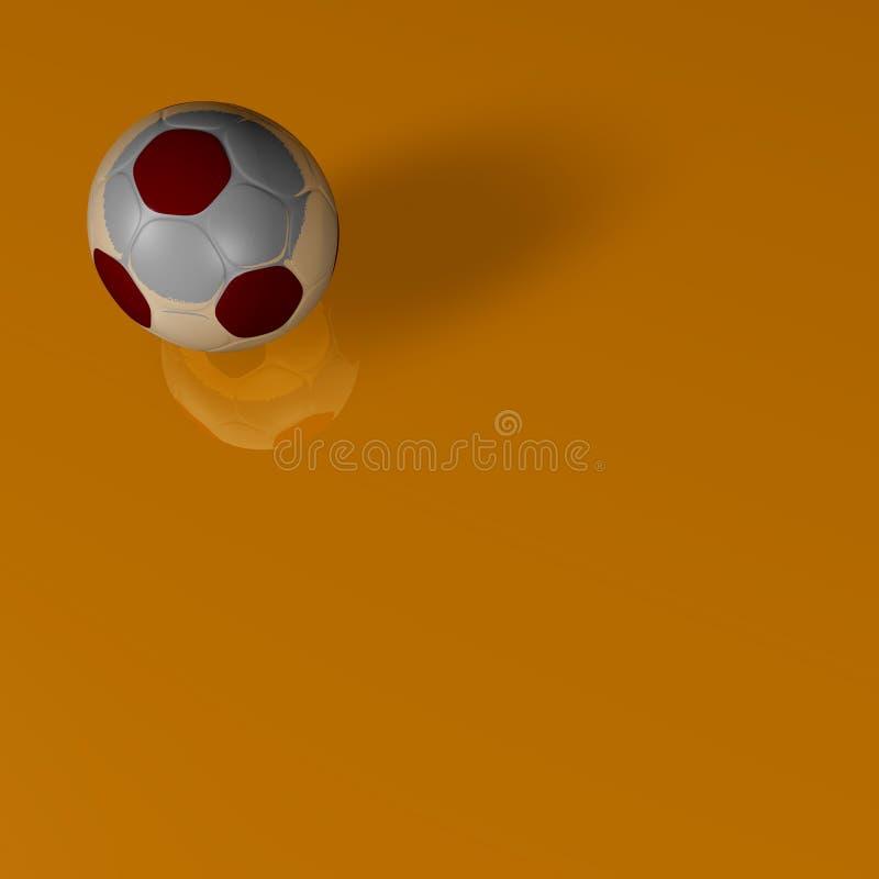 Download Football 2 stock illustration. Illustration of silver - 12268616