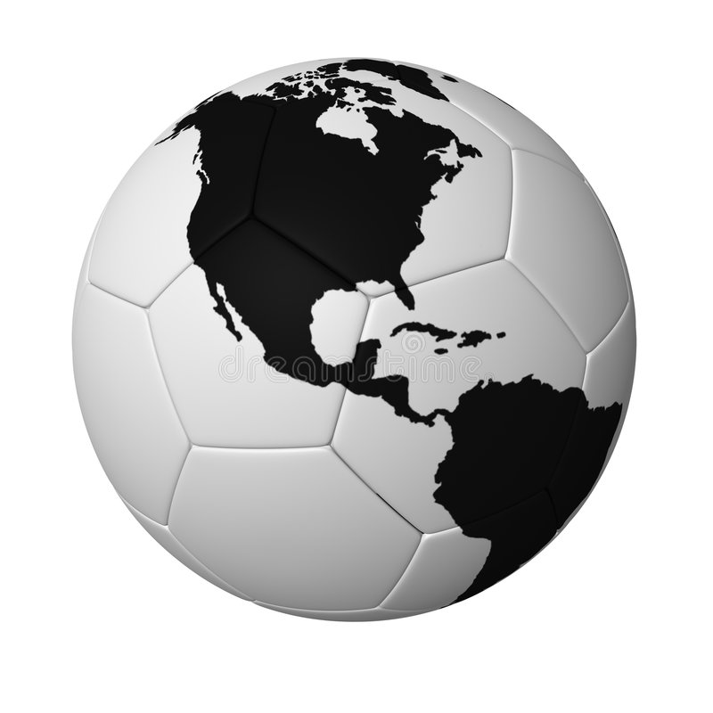 Football #2 royalty free stock photos